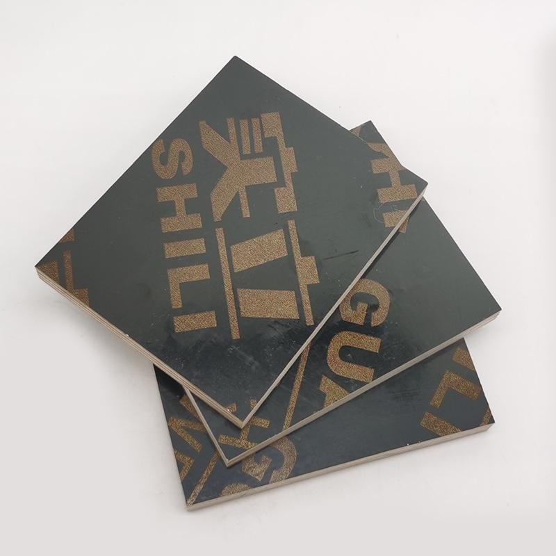 广西建筑模板几大材质